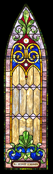 Re, George J. Hooker Window