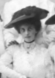 Elizabeth King. ca. 1908
