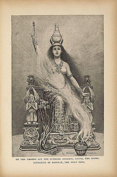 Goddes of Atvatabar