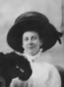 Laura Conner, ca. 1908