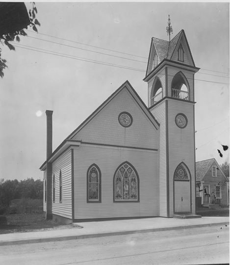 Methodist Protestant Church, ca. 1906
