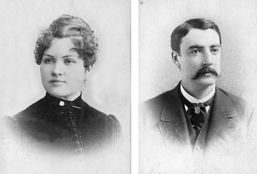 Mary W. and William W. Brockinton