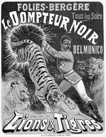 Le Dompteur Noir (The Black Lion Tamer)