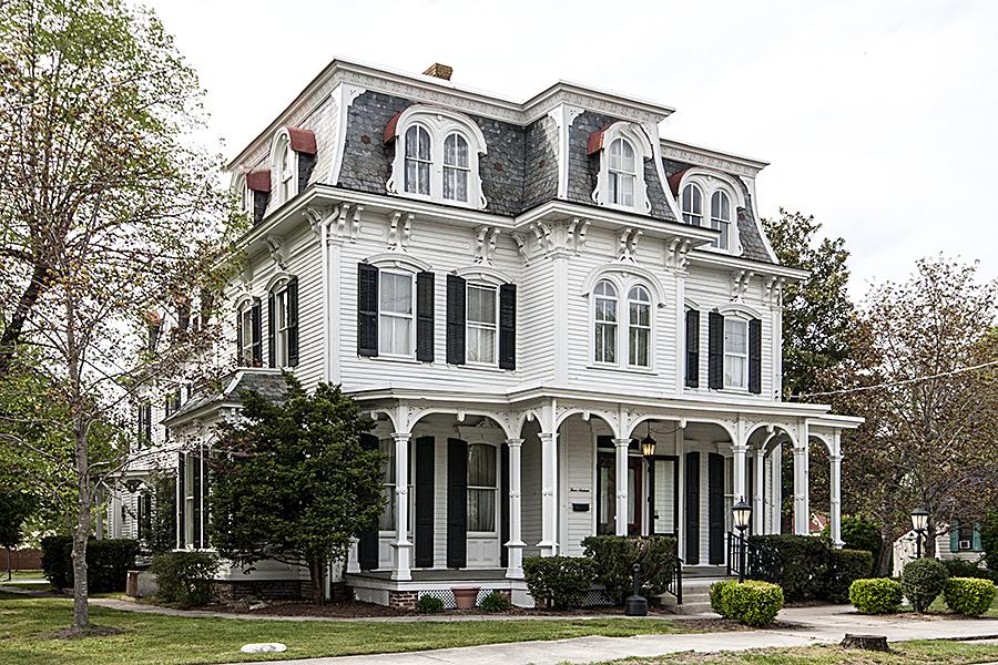 Ponder House, Federal Street