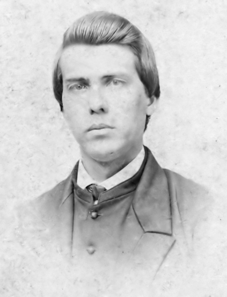 Rev. Curtis F. Turner (1823 - 1900)
