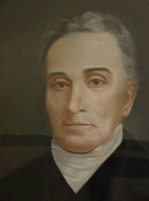 Gov. David Hazzard (1781 - 1864)