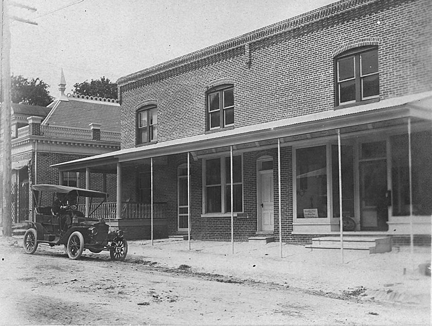 102 - 104 Federal Street, rebuilt after 1909