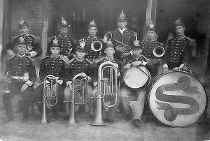 Milton Cornet Band
