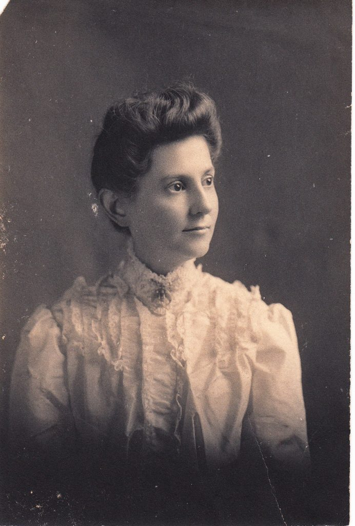 Sarah Russell, undated photo