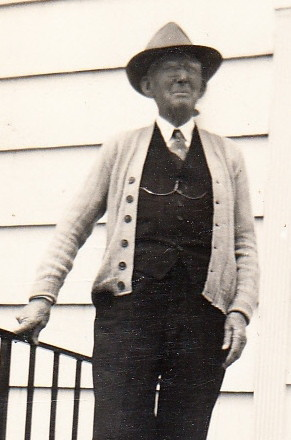 William Hazzard Chandler, Sr.; photo ca. 1945